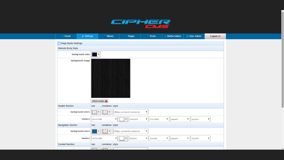Cipher CMS 03