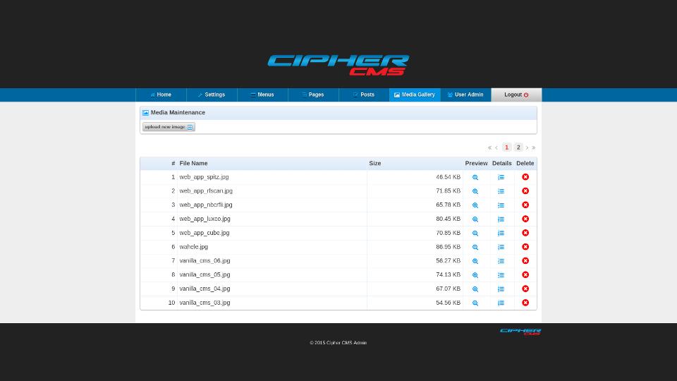 Cipher CMS 06